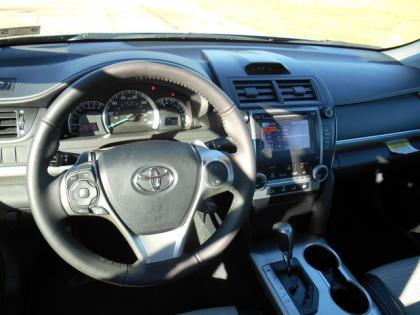 Export Used 2014 Toyota Camry Se Black On Black