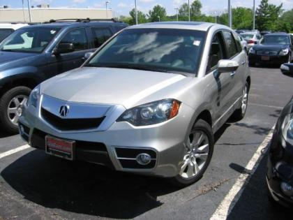 2011 ACURA RDX TECHNOLOGY PACKAGE - GRAY ON GRAY
