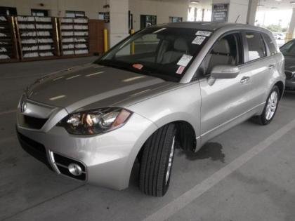 2011 ACURA RDX BASE - SILVER ON GRAY