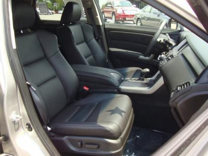 export used 2011 acura rdx technology package - silver on black