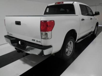 2013 TOYOTA TUNDRA BASE - WHITE ON GRAY 2