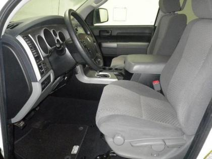 2013 TOYOTA TUNDRA BASE - WHITE ON GRAY 3
