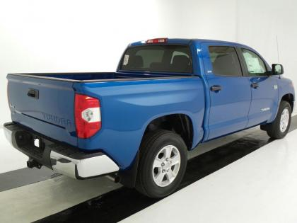 2017 TOYOTA TUNDRA SR5 - BLUE ON BLACK 2