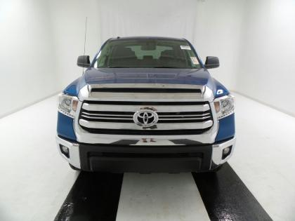 2017 TOYOTA TUNDRA SR5 - BLUE ON BLACK 3