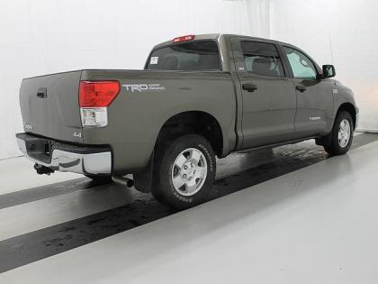 2013 TOYOTA TUNDRA BASE - BEIGE ON BEIGE 2