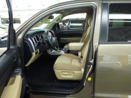 2013 TOYOTA TUNDRA BASE - BEIGE ON BEIGE 4