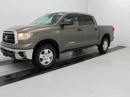 2013 TOYOTA TUNDRA BASE - BEIGE ON BEIGE 8
