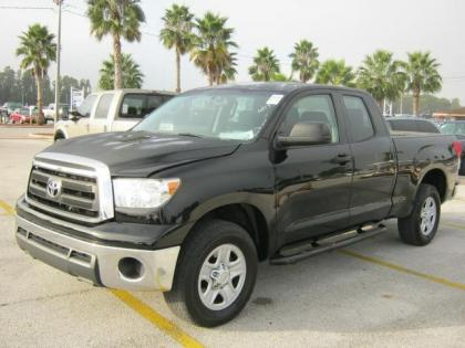 2010 TOYOTA TUNDRA 4WD - BLACK ON BLACK