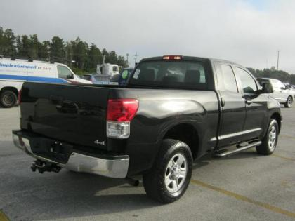 2010 TOYOTA TUNDRA 4WD - BLACK ON BLACK 2
