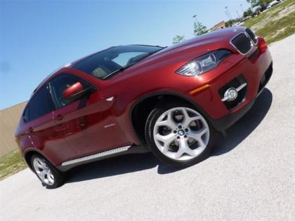 Export Used 2011 Bmw X6 Xdrive35i Red On Beige