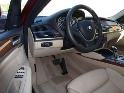 2011 BMW X6 XDRIVE35I - RED ON BEIGE 6