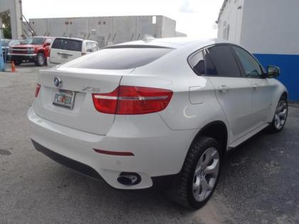 2011 BMW X6 XDRIVE35I - WHITE ON RED 2