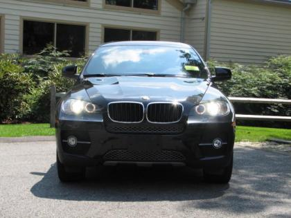 2011 BMW X6 XDRIVE35I - BLACK ON BLACK 2