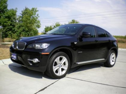 2011 BMW X6 XDRIVE35I - BLACK ON BLACK