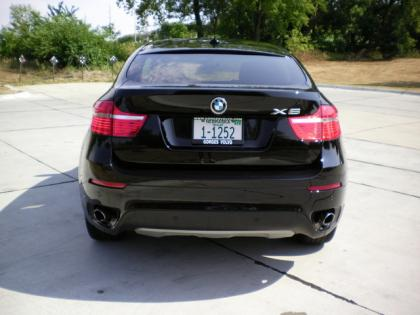 2011 BMW X6 XDRIVE35I - BLACK ON BLACK 3