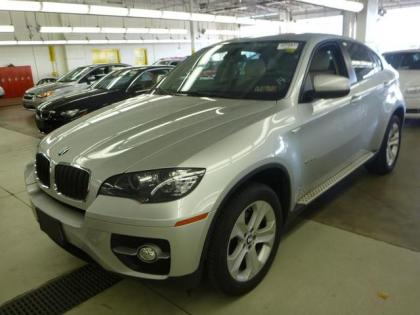 2012 BMW X6 XDRIVE35I - SILVER ON GRAY 1