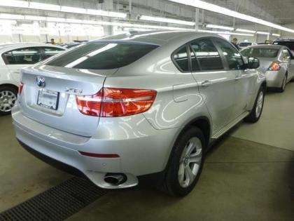 2012 BMW X6 XDRIVE35I - SILVER ON GRAY 2