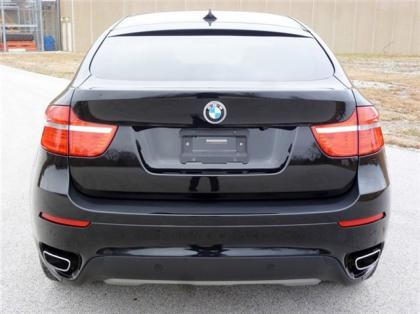 Export Used 2009 Bmw X6 Xdrive50i Black On Black