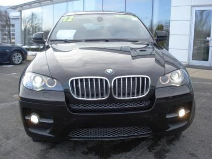 Export Used 2012 Bmw X6 Xdrive50i Black On Black