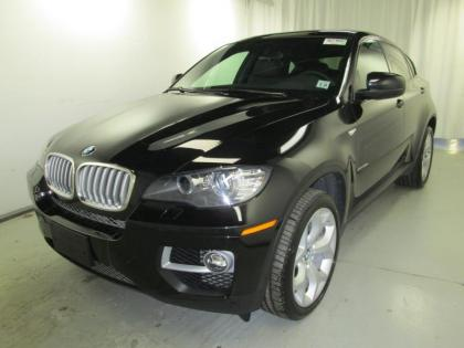 2014 BMW X6 XDRIVE35I - BLACK ON BLACK 1