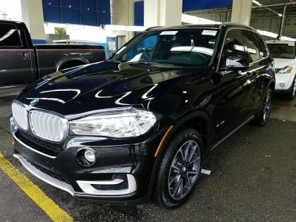 Export Used 2017 Bmw X5 Sdrive35i Black On Brown