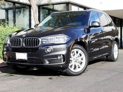 2014 BMW X5 XDRIVE50I - GRAY ON BLACK