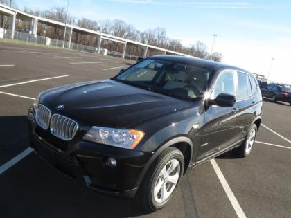 2012 BMW X3 XDRIVE28I - BLACK ON BEIGE