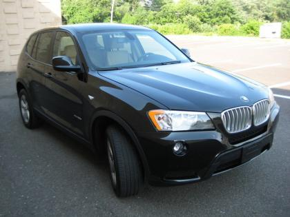 2012 BMW X3 XDRIVE28I - BLACK ON BEIGE 2