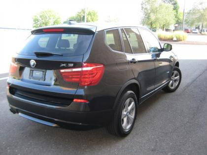 2012 BMW X3 XDRIVE28I - BLACK ON BEIGE 3