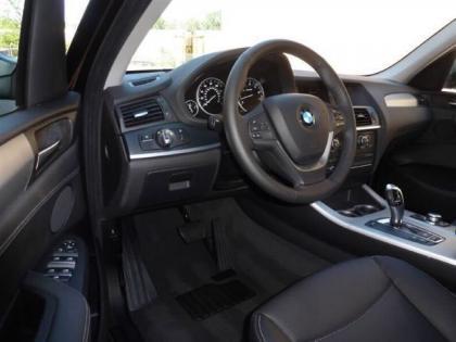 Export Used 2011 BMW X3 XDRIVE35I - BLACK ON BLACK