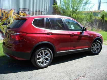 Export Used 2011 BMW X3 XDRIVE35I - RED ON BEIGE