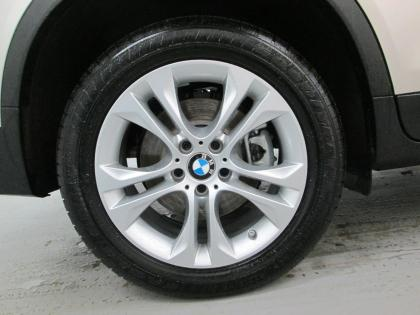 2015 BMW X3 XDRIVE35I - SILVER ON BLACK 7