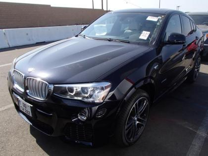 2015 BMW X4 BASE - BLUE ON BEIGE