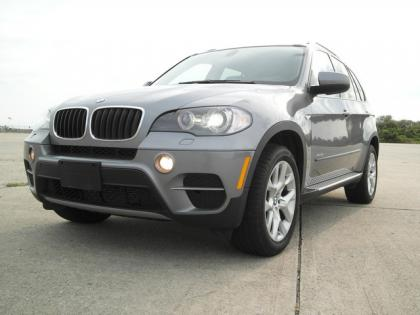 2011 BMW X5 XDRIVE35I - GRAY ON BLACK 1