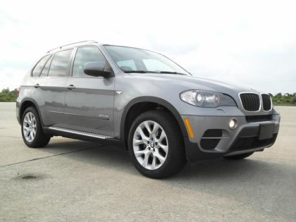 2011 BMW X5 XDRIVE35I - GRAY ON BLACK 2