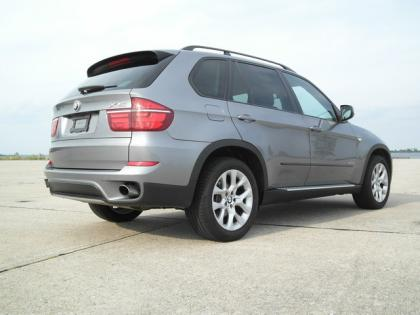 2011 BMW X5 XDRIVE35I - GRAY ON BLACK 3