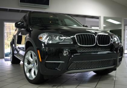 2013 BMW X5 XDRIVE 35 SPORT - BLACK ON BLACK