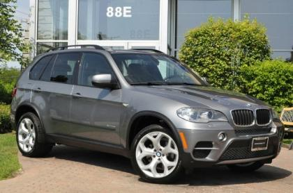 2013 BMW X5 XDRIVE - GRAY ON BLACK