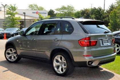 2013 BMW X5 XDRIVE - GRAY ON BLACK 2