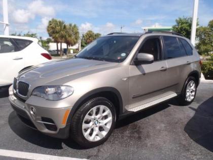 2011 BMW X5 XDRIVE35I - GOLD ON ORANGE