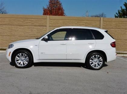 export used 2013 bmw x5 m package white on beige. Black Bedroom Furniture Sets. Home Design Ideas