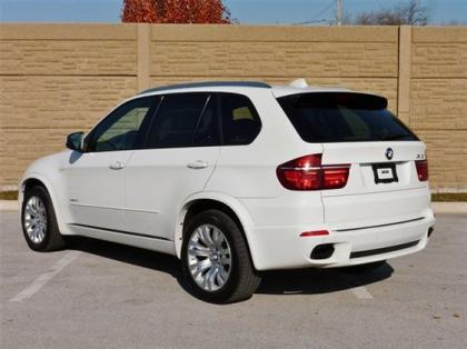 Export Used 2013 Bmw X5 M Package White On Beige