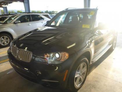 2011 BMW X5 XDRIVE35D - BLACK ON BLACK 1