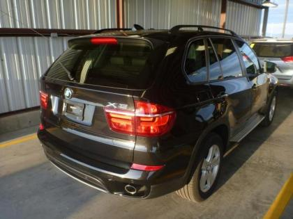 2011 BMW X5 XDRIVE35D - BLACK ON BLACK 2