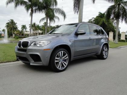 2013 BMW X5 M - GRAY ON RED