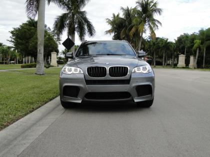 2013 BMW X5 M - GRAY ON RED 3
