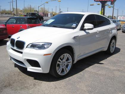 2013 BMW X6 M - WHITE ON BLACK 4