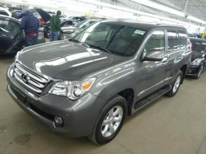 2013 LEXUS GX460 PREMIUM - GRAY ON GRAY