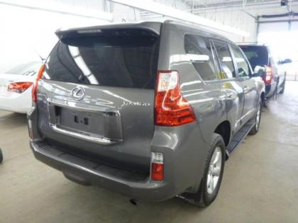 2013 LEXUS GX460 PREMIUM - GRAY ON GRAY 2