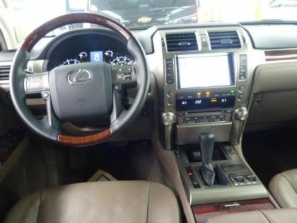 2013 LEXUS GX460 PREMIUM - GRAY ON GRAY 3